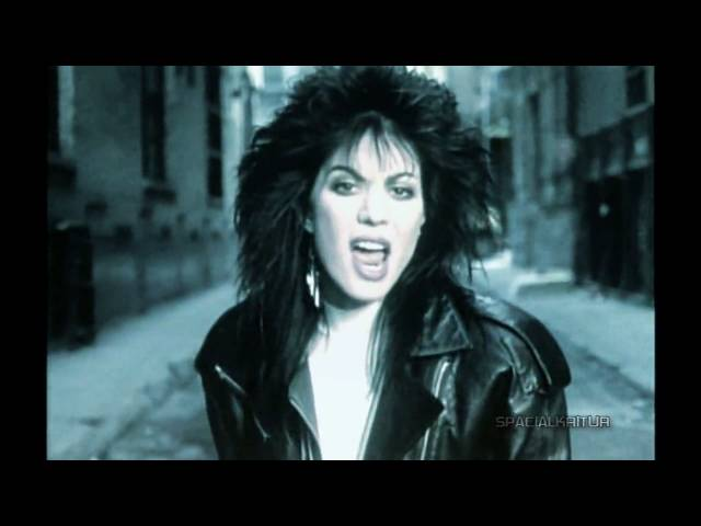 Joan Jett – I Hate Myself For Loving You [ Original HQ ]