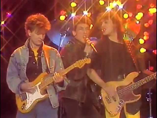 Lady Pank – Tacy sami (1988) Show