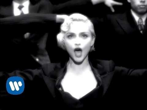 Madonna – Vogue (video)