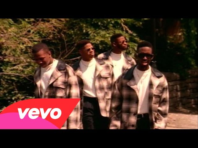 Boyz II Men – End Of The Road