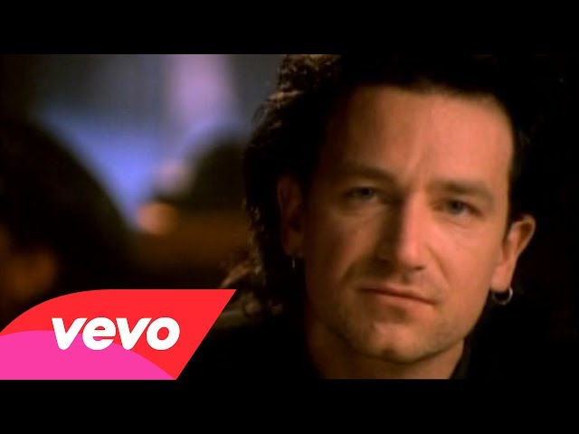 U2 – One – Anton Corbjin Version