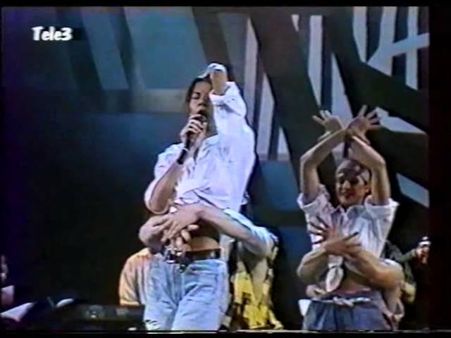 """Edyta Górniak """"Jestem kobietą"""" 1994"""