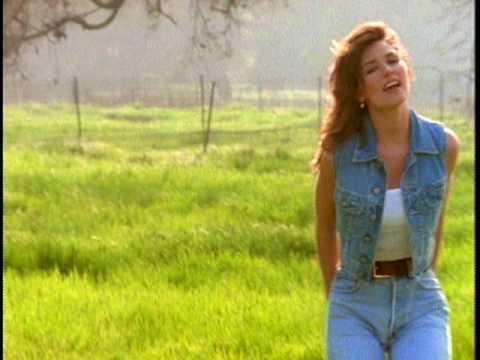 Shania Twain – Any Man Of Mine
