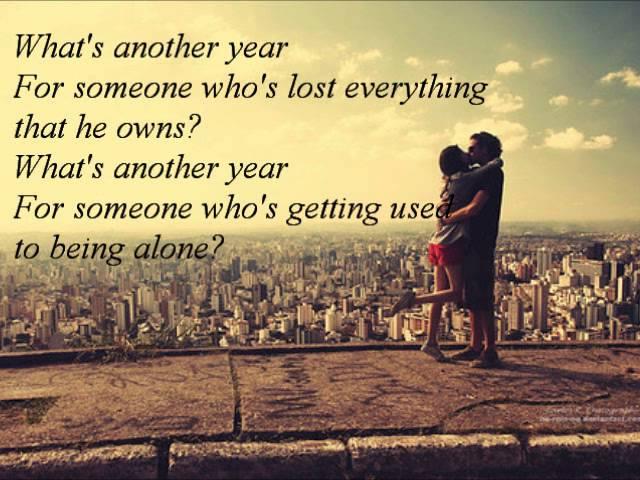 Johnny Logan – What's another year lyrics
