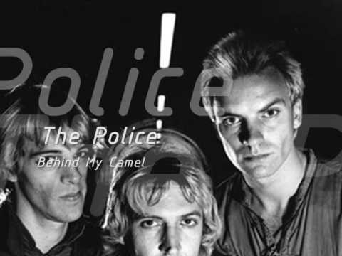 The Police – Behind My Camel