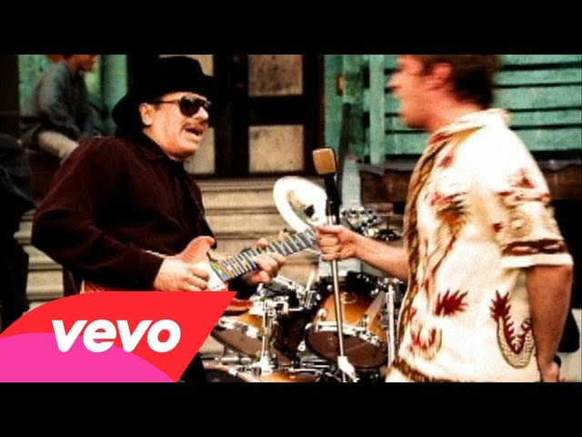 Santana – Smooth ft. Rob Thomas
