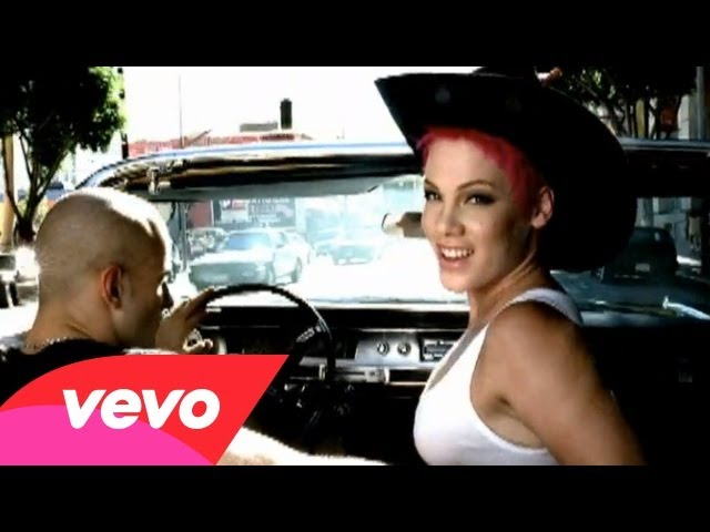 P!nk – There You Go