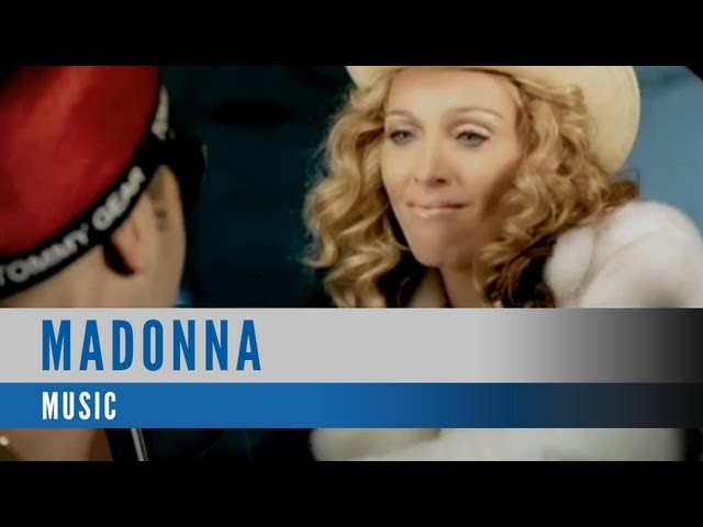 Madonna – Music  (Official Music Video)