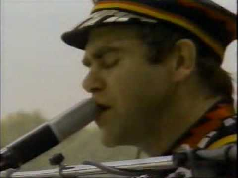 Elton John-Little Jeannie-Central Park 1980
