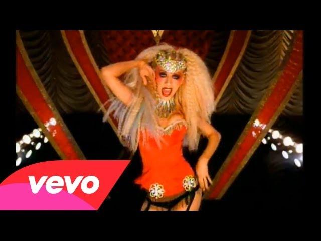Christina Aguilera, Lil' Kim, Mya, Pink – Lady Marmalade