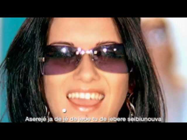 Las Ketchup – The Ketchup Song (Asereje) (Spanglish Version) (Official Video)