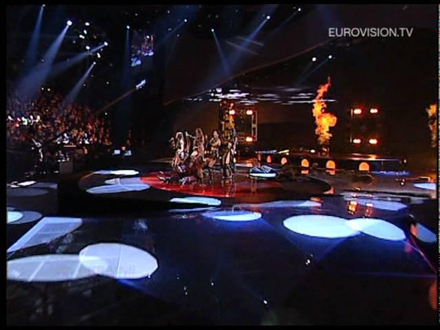 Ruslana – Wild Dances (Ukraine) – LIVE – 2004 Eurovision Song Contest
